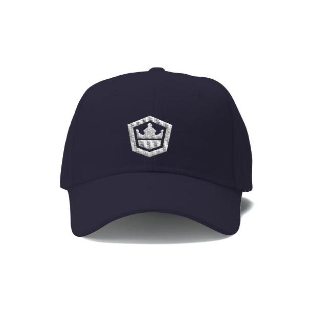 Capt Sig NORTHWESTERN LOGO Caps, marineblå