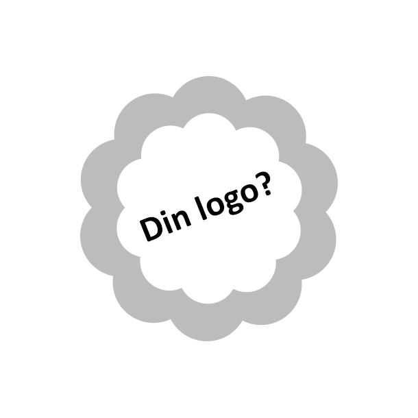 Brodert logo/tekst