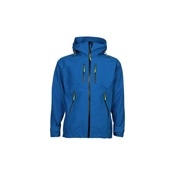 Adventure shell jacket