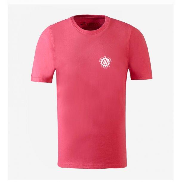 T-skjorte, rosa